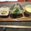 三合菴 - 料理写真:お通し三品