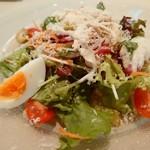 エノテカピッツェリア 神楽坂スタジオーネ - 季節野菜のサラダ