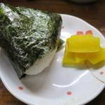 串っ子 - おにぎり(鮭)