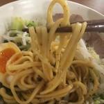 りょう二郎 - まぜそば 麺リフト〜(*^▽^*)❤️