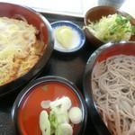 そば処 南洲 - 料理写真: