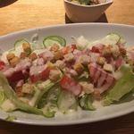dining bar sis - シーザーサラダ