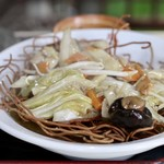 中華料理 凡 - バリソバ