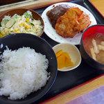 ランチハウス - はんから定食(540円)