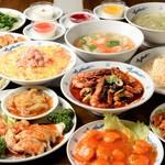 中国料理 西街 - Dコース