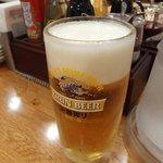 大阪王将 - ビール