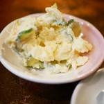 Youshokukimuraya - 自家製のポテトサラダ