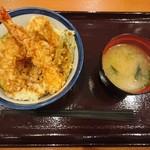 てんや - 天丼(たれ多め)…税込500円
