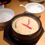ベトナミング - エビのココナッツミルク麺¥880(税抜)