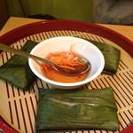 ベトナミング - エビとポークのベトナム風蒸し餅¥800(税抜)