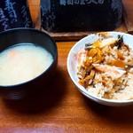 寿司のまつくら - 2017/10  かなり贅沢な朝食です