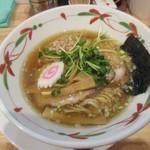 75296309 - 薄口醤油・細麺