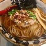 鮮魚麺 海里 -