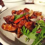 過門香 - 黒酢の酢豚セット