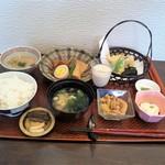 自然薯 麦とろ家 - 料理写真:とろろ定食(1000円)