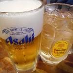 たまいのホルモン - 生ビール&ハイボール