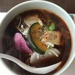 四川菜麺 紅麹屋 -