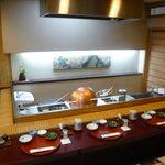 たか瀬 - お座敷天ぷらカウンター