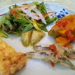 グラッツェ - スペシャルランチの前菜