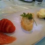 グラッツェ - スペシャルランチのドルチェ