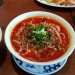 陳麻婆豆腐 - 担々麺は普通サイズにしました!