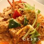キンカオコン - 渡り蟹のカレー粉炒め