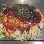 樂樂福 - 料理写真:そば肉玉子