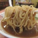 本家 アロチ 丸高 - 麺
