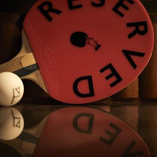 気軽に卓球でコミュニケーション!新感覚のダイニングバー