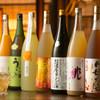 日南館 新館 - ドリンク写真:果実酒各種
