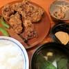 たんぴょう亭 - 料理写真:鮪竜田揚げ定食