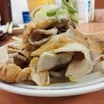 福しん 阿佐ヶ谷店 - 雲白肉¥160 ホリゾンタルアングル
