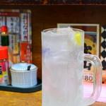 三福 - レモンサワー@400円+税