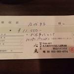 旬彩 天ぷら 心来(しんら) -