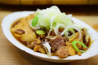 千登利 - 牛肉豆腐@590円+税