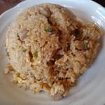 東竜  - 炒飯のアップ