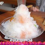 75318168 - 夏季限定・オリジナルのかき氷