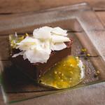 カフェ ラ・ボエム - チョコレートのテリーヌ