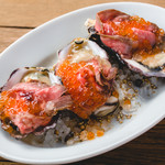 カフェ ラ・ボエム - 牡蠣