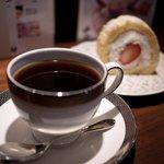 茶房 華蔵 - 料理写真:藤枝 華蔵 コーヒー