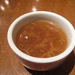 ロイヤル・タジ - スープ