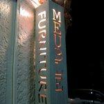 MEUBLE bar - 家具職人さんお手製のサイン