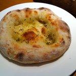 今日和 - 焼きたてパン(ハーブソルト)