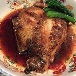 銘酒 魚の家 - 銀鱈煮つけ