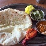 サジョワン - 料理写真:インドランチ