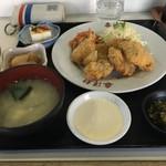 泰洋軒 - カキフライ定食