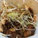 中華そば 七麺鳥 -