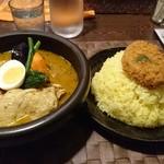 Kanakoのスープカレー屋さん 仙台吉成店 -