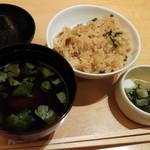 菜な - 籠盛りコース お食事