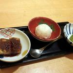 菜な - 籠盛りコース 甘味(3品)